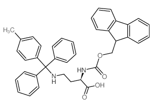 Fmoc-(N-γ-4-methyltrityl)-D-α,γ-diaminobutyric acid